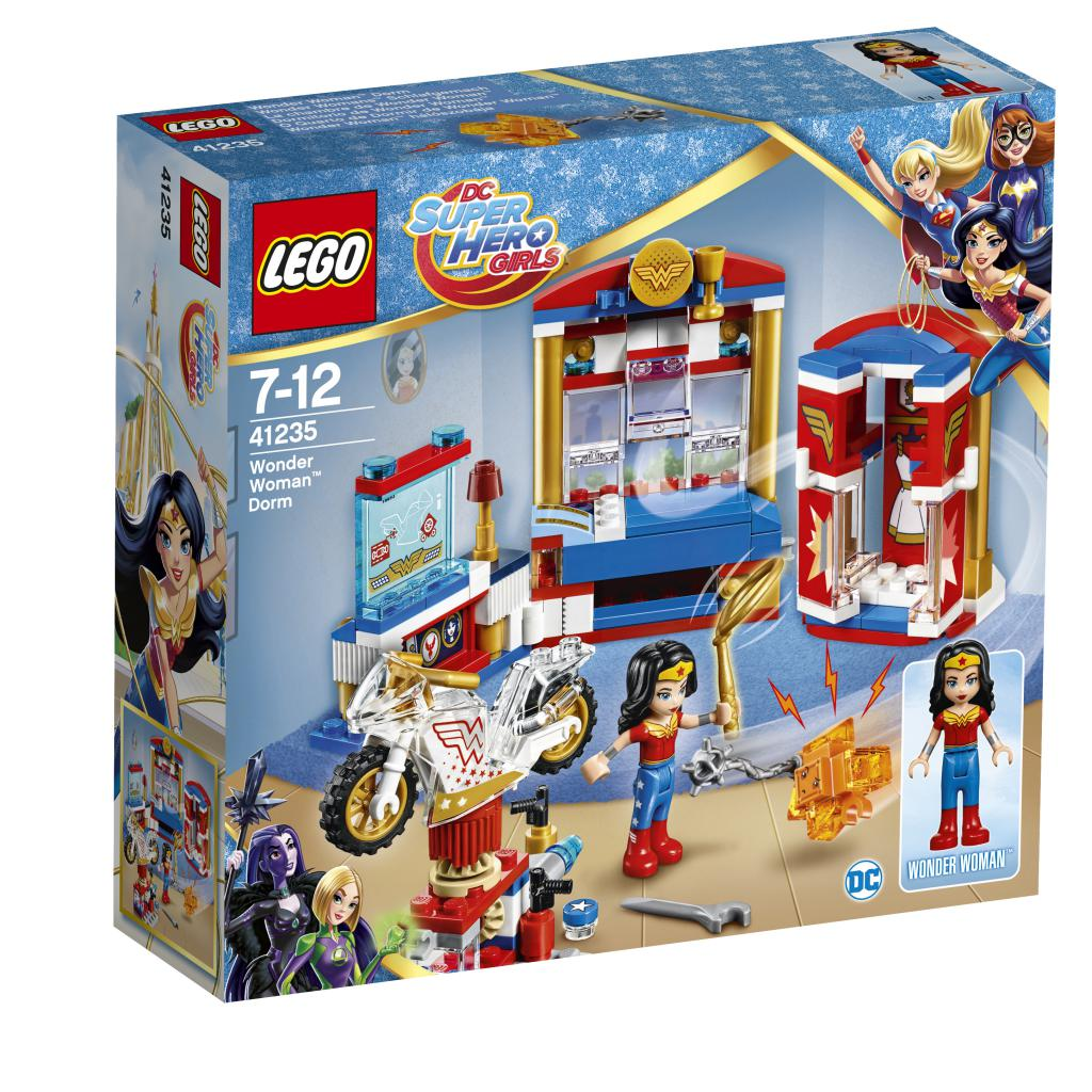 LEGO® DC SUPER HERO GIRLS™- Wonder Woman™ hálószobája