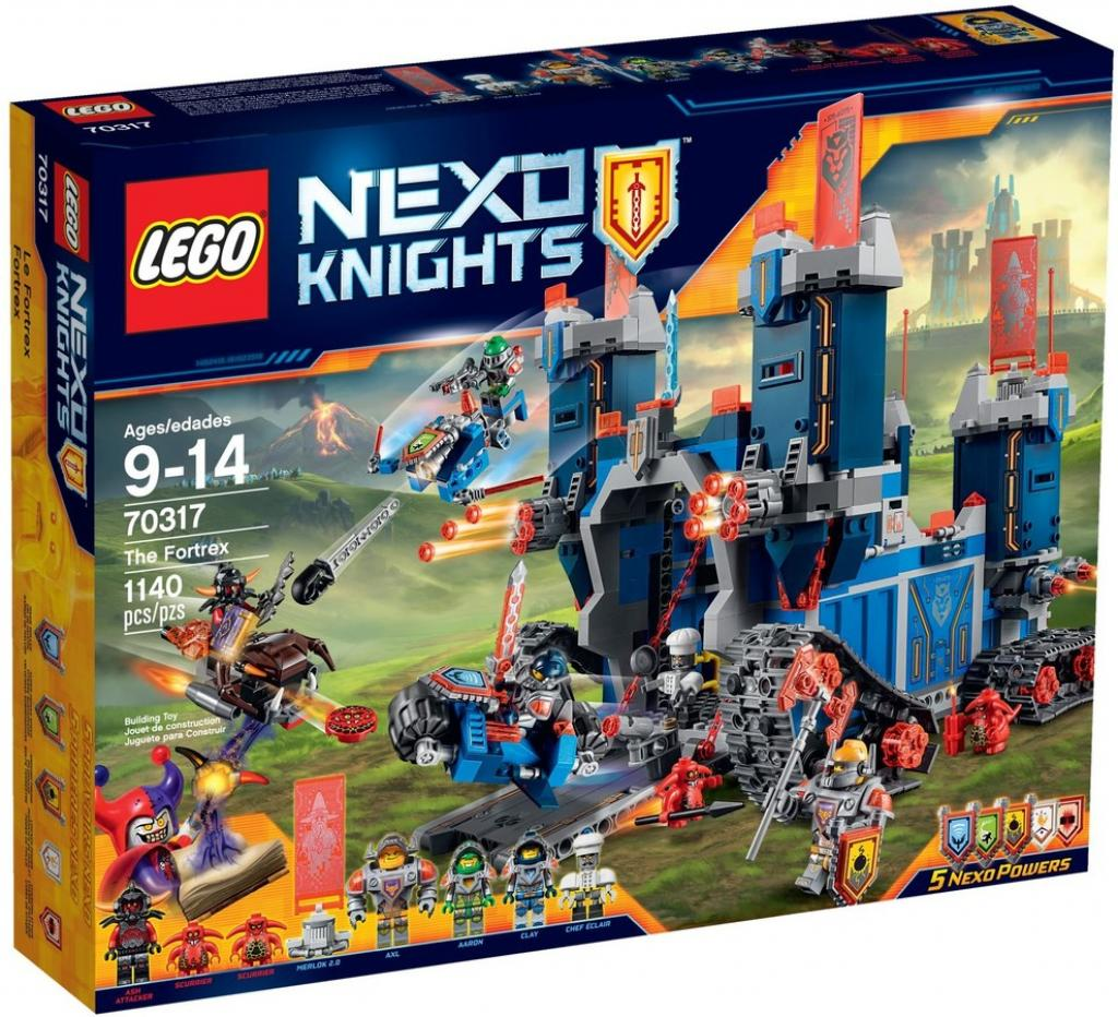 70317 LEGO® Nexo Knights  A Fortrex