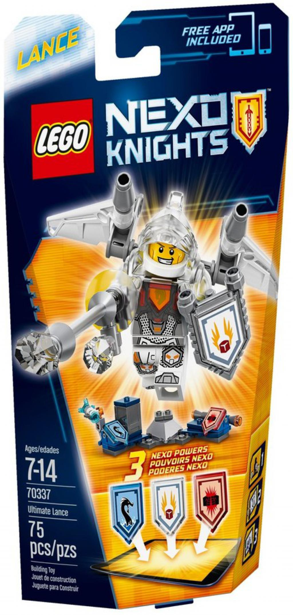 70337 LEGO® Nexo Knights ULTIMATE Lance